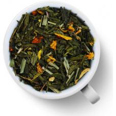 Чай зеленый ароматизированный Gutenberg Престиж Лимонный крем с женьшенем