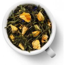 Чай зеленый ароматизированный Gutenberg Роза Парижа (380)