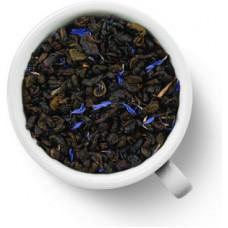 Чай зеленый ароматизированный Gutenberg Черника со Сливками (385)