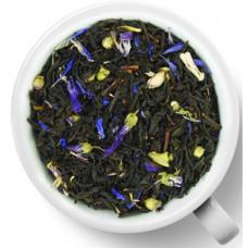 Чай черный ароматизированный Gutenberg Эрл Грей Голубой цветок