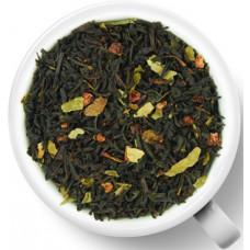 Чай черный ароматизированный Gutenberg Малина со сливками