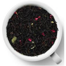 Чай черный ароматизированный Gutenberg Клубника-Малина