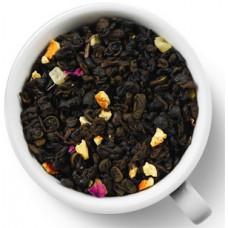 Чай черный ароматизированный Gutenberg Розовый чай