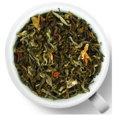 Чай зелёный жасминовый Gutenberg Моли Бай Мао Хоу (Белая обезьяна)