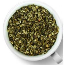 Чай зелёный жасминовый Gutenberg Хуа Чжень Ло (Жасминовая Золотая Улитка)