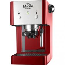 Кофеварка рожковая Gaggia Gran Deluxe Red