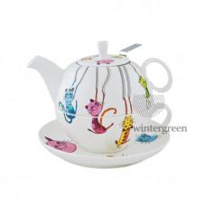 "Набор Чай для одного ""Паркур"""