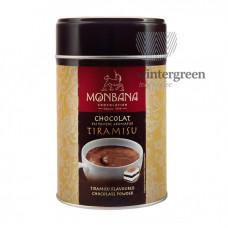 "Горячий шоколад Monbana ""Тирамису"" 250 грамм"