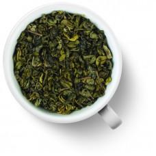 Чай Gutenberg ароматизированный Зеленый с мятой (ганпаудер)