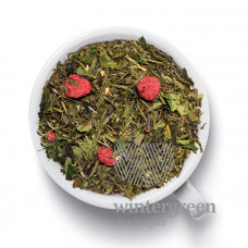 Чай Gutenberg зеленый ароматизированный Шелковый путь
