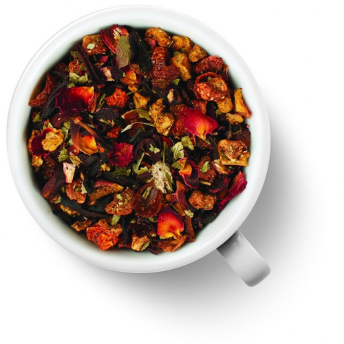 Чайный напиток Gutenberg Клубничный Пунш