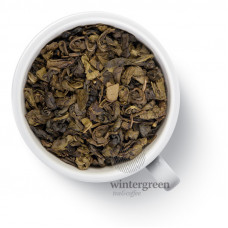 Чай Gutenberg зелёный ароматизированный Саусеп