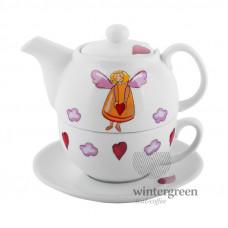 Набор Чай для одного Ангел