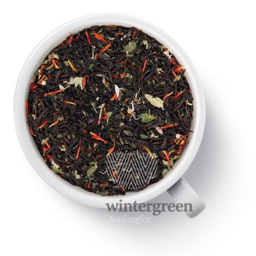 Чай Gutenberg ароматизированный зеленый с черным Татарский