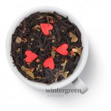 Чай Gutenberg черный ароматизированный Шерше ля Фам