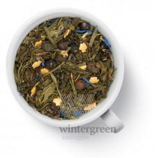 Чай Gutenberg зеленый ароматизированный Золотая рыбка