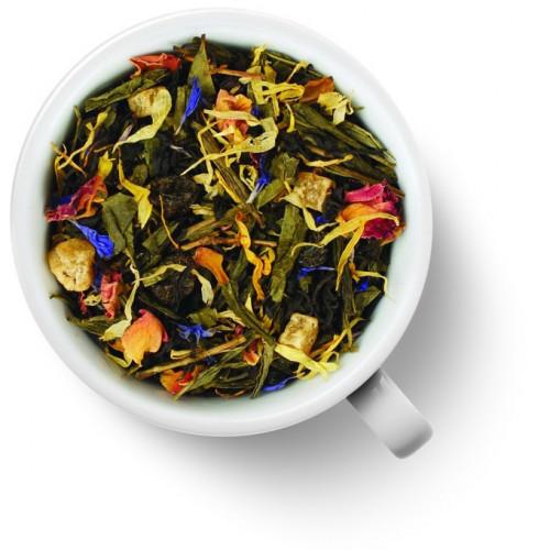 Чай Gutenberg ароматизированный зеленый с черным Персидские Ночи 2