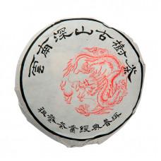 """Шен (зеленый) пуэр 2012г. """"Сладкие листья из Йонг Дэ"""" 100гр."""
