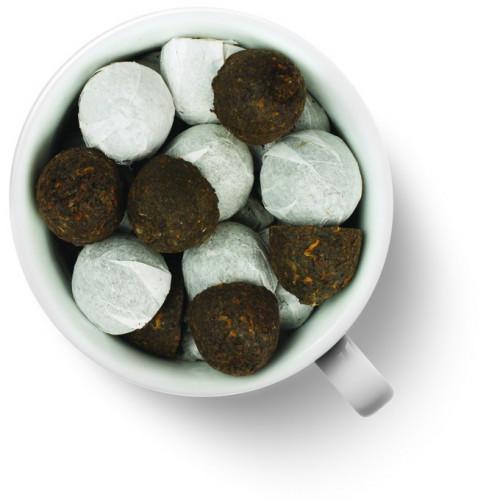 Китайский элитный чай Gutenberg Прессованный Пуэр Сяо То (Мини то ча)
