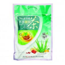 Китайский элитный чай Gutenberg Ба Бао Ча (Восемь сокровищ зеленый) с алоэ