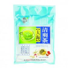 Китайский элитный чай Gutenberg Ба Бао Ча (Восемь сокровищ синий) с паньдаха