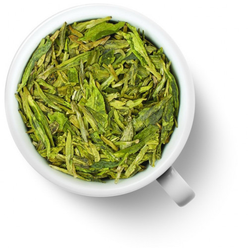 Китайский элитный чай Gutenberg Лун Цзин (Высший сорт)