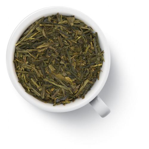 Китайский элитный чай Gutenberg Сенча с женьшенем
