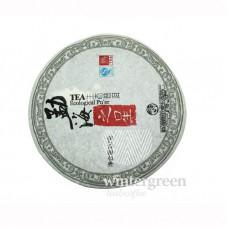 Шу Пуэр Органик (Блин) 2011 г. 357 гр. Фабрика Ю Шень Юань