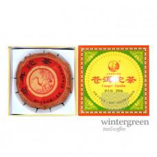 Китайский элитный чай Gutenberg Пуэр с дикого чайного куста (Туо-ча), 2012 года, 250 грамм