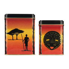 Банка для чая Африка 200 грамм