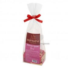 """Шоколад горький Monbana """"Нуга"""" (20 плиточек)"""