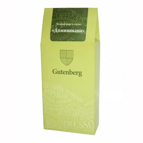 """Кофе зеленый в зернах """"Доминикана"""" уп. 100 г"""