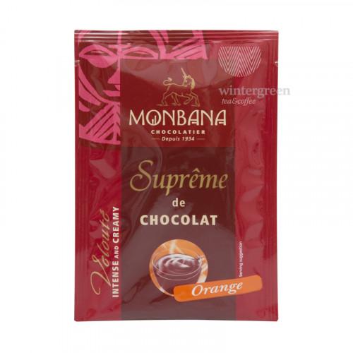 """Горячий шоколад """"Густой шоколад Апельсин"""" (10 пакетиков по 25 грамм)"""