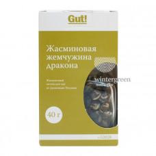 Чай Жасминовая Жемчужина Дракона ( Хуа Лунчжу) 40 грамм
