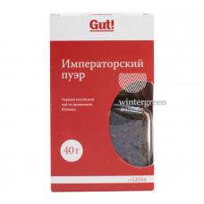 Чай Императорский (Многолетний) Пуэр (Гунтин Пуэр) 40 грамм