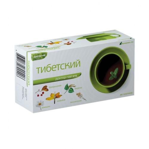 """Володяев и Ко. Фиточай № 9 """"Тибетский"""""""