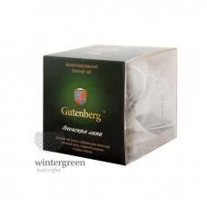 Чай Gutenberg зеленый ароматизированный в пирамидке Японская Липа