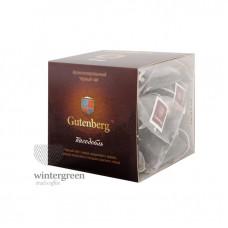 Чай Gutenberg черный ароматизированный в пирамидке Пасодобль