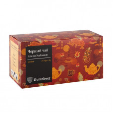 """Чай черный пакетированный """"Кения Каймоси"""" (25шт x 2гр.)"""