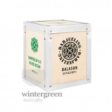 Чай в деревянной коробке Дарджилинг Баласун SFTGFOP1 (100 гр.)