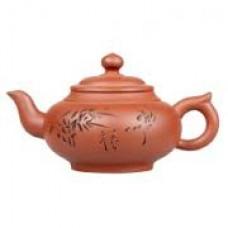 """Чайник глиняный """"Бамбук"""" 350 мл"""