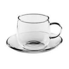 """Чайная пара """"Чайная роза"""" 200 мл"""