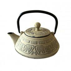 """Чугунный чайник """"Шечен"""", объем 450 мл."""