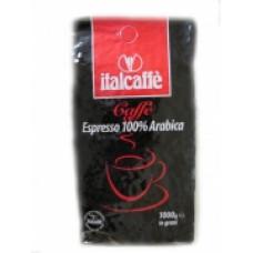 "Кофе зерно Italcaffe ""Espresso 100% ARABICA"" 1 кг."