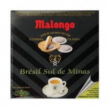 "Кофе ""Malongo"" Бразилия Сул Де Минас в чалдах"