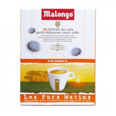 "Кофе  ""Malongo"" Матан Лежер в чалдах"