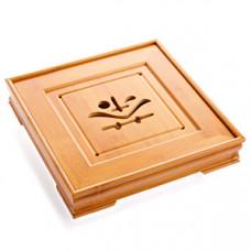 Стол для чайной церемонии Чабань, 23x23x4 см