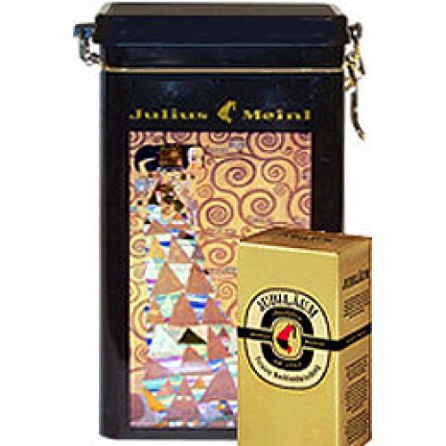 Кофе молотый Julius Meinl Klimt  в подарочной упаковке.