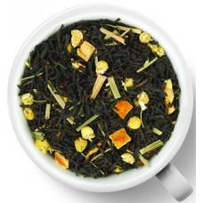 Чай черный ароматизированный Gutenberg Апельсин со сливками