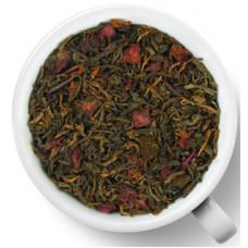 Чай черный ароматизированный Gutenberg Престиж Пуэр Амаретто